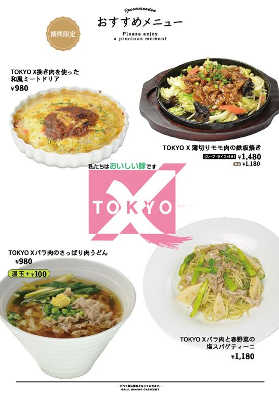 TOKYOX