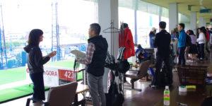 東京ジャンボでゴルフコン